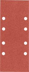 BOSCH G120 93x230mm brusný papír 10 ks