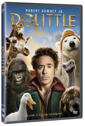 Dolittle DVD film