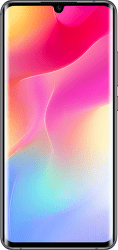 Xiaomi Mi Note 10 Lite 128 GB černý