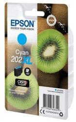 Epson 202 XL azurová