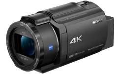Sony FDR-AX43 4K černá