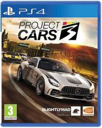 Project CARS 3 - PS4 hra