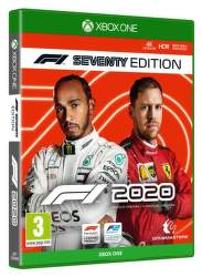 F1 2020 Seventy Edition Xbox One hra