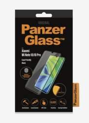 PanzerGlass tvrzené ochranné sklo pro Xiaomi Mi Note 10/10 Pro, černá