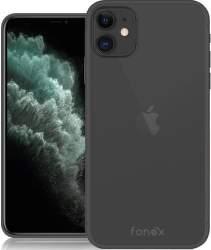 Fonex Gommy pouzdro pro Apple iPhone 11, černá