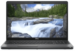 Dell Latitude 15-5500 G84TX černý