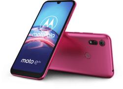 Motorola Moto E6s růžová