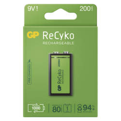 GP ReCyko 9 V 200 mAh