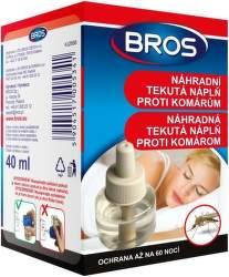 BROS náhr. tekutá náplň proti komárům