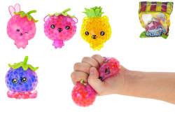 Mikrotrading antistresová hmota s motivem ovoce