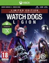 Watch Dogs Legion (Limited Edition) - Xbox One/Series hra