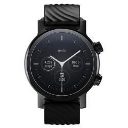 Motorola Moto 360 3.generace smart hodinky 42 mm černá