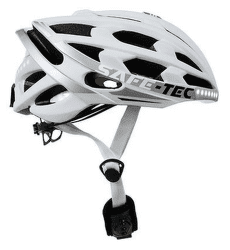 Safe-Tec TYR 3 L chytrá helma bílá