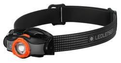 LED Lenser MH5 černo-oranžová