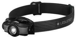 LED Lenser MH5 černo-šedá