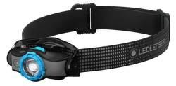 LED Lenser MH5 černo-modrá