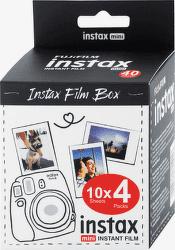 Fujifilm Mini Film 4 x 10 ks fotopapír