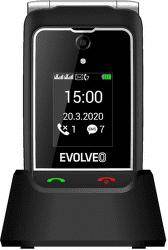 Evolveo EasyPhone FG černý