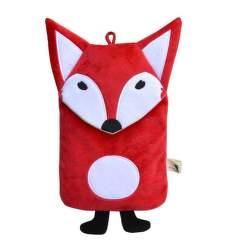 Hugo Frosch Eco Junior Comfort červená líška dětský termofor