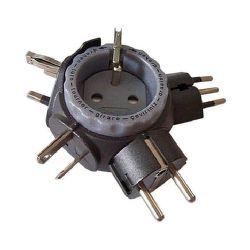 Emos P0053 - Cestovni adapter