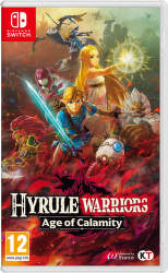 Hyrule Warriors: Age of Calamity - Nintendo Switch hra
