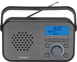 Thomson RT300 šedo-černé