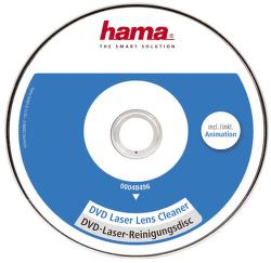 Hama 48496 disk na čištění laserového snímače DVD mechaniky
