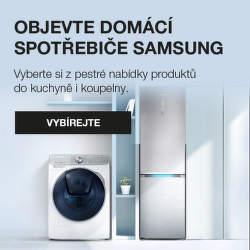 Objevte domácí spotřebiče Samsung