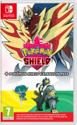 Pokémon Shield + Expansion Pass - Nintendo Switch hra