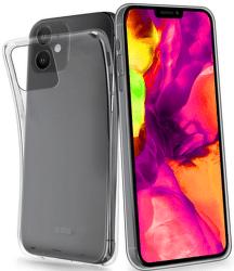 SBS Skinny ochranné pouzdro pro Apple iPhone 12 a 12 Pro transparentní