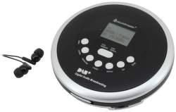 Soundmaster CD9290SW černo-stříbrný