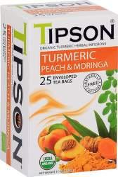 Tipson BIO Turmeric & Peach Moringa
