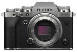 Fujifilm X-T4 tělo stříbrná