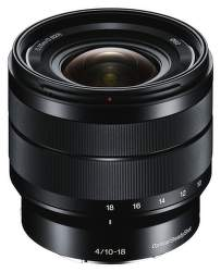 Sony 10-18mm f/4 Sony NEX