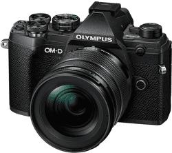 Olympus E-M5 Mark III 14-45mm Kit černá