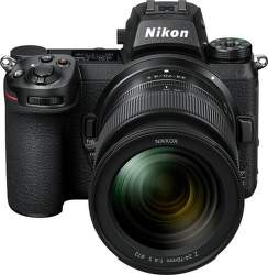 Nikon Z6 II + objektiv Nikkor Z 24-70mm f/4S