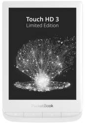 PocketBook 632 Touch HD 3 Limited Edition bílá