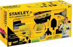 Stanley Jr. SG008-10-SY zahradní sada 10-dílná