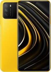 Poco M3 64 GB žlutý