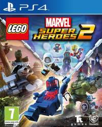 Lego Marvel Super Heroes 2 - PS4 hra
