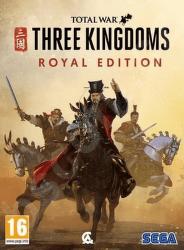 Total War: Three Kingdoms Royal Edition - PC hra