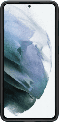 Samsung Silicone Cover Case pouzdro pro Samsung Galaxy S21 černá
