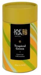 Jaftea Tropical Green sypaný čaj 50g