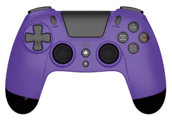 Gioteck VX4 Premium Wireless Controller pro PS4/PC fialový