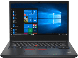 Lenovo ThinkPad E14 (20RA001LXS) černý
