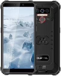 Oukitel WP5 32 GB červený vystavený kus splnou zárukou