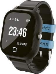 Lamax Watch Y2 černé