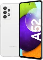 Samsung Galaxy A52 128 GB bílý