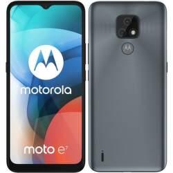 Motorola Moto E7 32 GB šedý