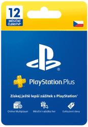PlayStation Plus  - členství na 12 měsíců